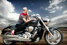 Bike&CowGirls Photography / by Kanako Sakita