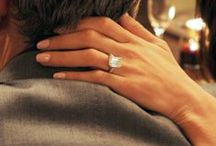 Celebrity Engagement Rings / by POPSUGAR