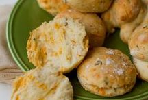 Biscuits / fluffy, soft and gooey biscuits!
