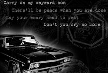 carry on my wayword son / by Angie Baker