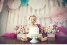 Sweet Caroline 1st Birthday Party / by Ashley B