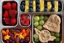 Healthy School Lunch Ideas for Kids / Ideas for healthy school lunches / by Sarah Kostusiak
