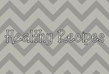 Healthy Recipes / by Heather's Happenings