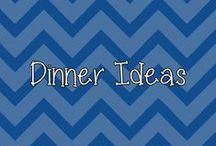 Dinner Ideas / by Jam With Heather