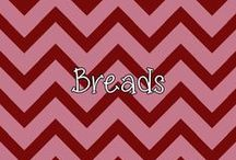 Bread / by Jam With Heather