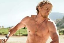 Shirtless Eye Candy / by POPSUGAR