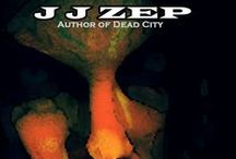 Zombie D.O.A Series by JJ Zep / Book Covers from the popular Zombie D.O.A.Series