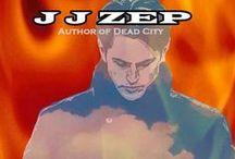 Johnny Black, Soul Chaser by J.J. Zep / Book Covers from the popular Johnny Black Soul Chaser Series