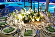 Wedding Tables / Wedding tables ideas to create the perfect wedding table decorations for your wedding style.