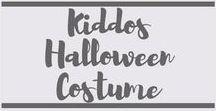 Kiddos Halloween Costumes