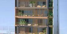 Portiques bois / Images de réf pour le Bâtiment Boréal