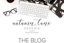 Autumn Lane Paperie Blog / Blogging, Business, Business Knowledge, MomPreneur, Graphic Design, Branding, Brand Identity, Branding Expert, Logo Design, Website Design, Inspiration, Motivation