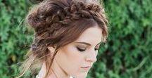 Wedding Hair/Nails/Makeup/Accessories