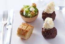 Trend Alert: Mini Everything / We love this trend! Taking classic dishes and turning them into bite sized delicacies