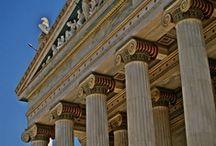 University Str. (Ath r.01) / A stroll through the grandest Athenian buildings