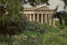 Psiri / Monastiraki (Ath r.03) / A walk in a modern flea market and the Ancient Athenian Agora