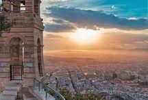 Lycabettus (Ath r.11) / A stroll through the highest Athenian hill
