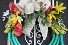 Gorgeous Wreaths / by Adela Gonzalez