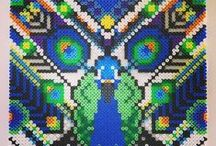 The Best of Perler/Hamma Bead Designs! / This is for Perler bead designs I have found and want to create. I do not mind you pinning them to your board so be happy too. I don't mind sharing!  / by Lauren~Brooke Boone
