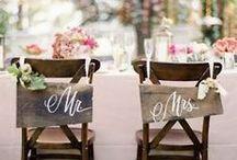 A Rustic Wedding...