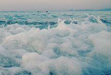 Sea, ocean, underwater