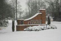Clover, SC