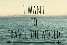 Bucket List / Travel, stuff im going to do / by Rebekah Spears