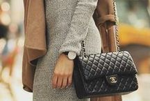 Trendy Handbags and Totes / Stylish designer bags and totes.