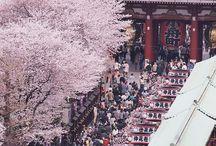 japan loving / Places in Japan