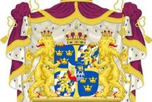 Almanach de Saxe Gotha - Kingdom of Sweden - House of Bernadotte / The House of Bernadotte, the current Royal House of the Kingdom of Sweden, has reigned since 1818. Between 1818 and 1905 it was also the Royal House of Norway.  The Website of the Swedish Royal Family: http://www.kungahuset.se/  Almanach de Saxe Gotha Page: http://www.almanachdegotha.org/id37.html