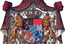 Almanach de Saxe Gotha - Kingdom of Bavaria - House of Wittlesbach / The Kingdom of Bavaria (German: Königreich Bayern) was a German state that existed from 1806 to 1918. The Bavarian Elector Maximilian IV Joseph of the House of Wittelsbach became the first King of Bavaria in 1806 as Maximilian I Joseph.  The Royal House of Bavaria website: http://www.haus-bayern.com/  Almanach de Saxe Gotha Page: http://www.almanachdegotha.org/id5.html