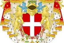 Almanach de Saxe Gotha - Kingdom of Italy - House of Savoy / The Kingdom of Italy (Italian: Regno d'Italia) was a state forged in 1861. The House of Savoy (Italian: Casa Savoia) was formed in the early 11th century in the historical Savoy region.   Official website of the Prince of Naples: http://savoia.blastness.com/home.htm   Official website of the Duke of Aosta: http://realcasadisavoia.it/   Almanach de Saxe Gotha Page: http://www.almanachdegotha.org/id18.html