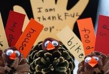 Giving Thanks / Recipes and inspiration for your family Thanskgiving celebration