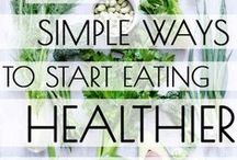 Healthy Living / Nutrition and healthy living tips