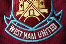 West Ham United / Memories old and new and a few unique gifts for hammers fans along the way!