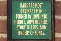 Thanks, Dad! / Wishing our Dads a Happy Father's Day!