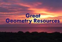 Great Geometry Resources / For Teachers and Students