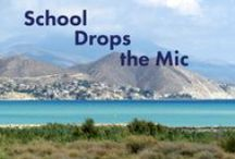 Great Schools Drop the Mic / How education is changing and expanding.