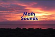 Great Math Sounds / Music with a little math in it.