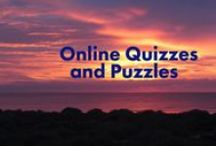 Great Online Quizzes and Puzzles / Quizzes and puzzles in the news