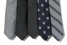 The Tie Guide / Everything you need to know about neck ties and bowties