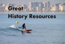 Great History Resources