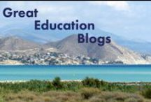 Great Education Blogs / You gotta read these...