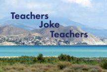 Great Teachers Joke Teachers