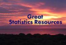 Great Statistics Resources