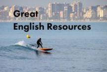 Great Language Arts Resources