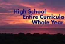 Great Year-Long Curricula / This is a board for Bundles of the curricula for an entire year for a course.
