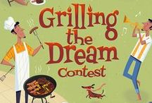 Summer Contest / Bring your dream backyard barbecue to life for a chance to win Publix gift cards.