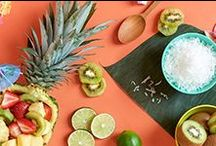 Summer Recipes & Tips / Celebrate summer with fun tips for your road trip, and ideas for tropical entertaining. Try easy recipes for campfire-inspired snacks, and relax with summertime drink recipes.
