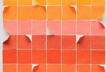 palettes / colour palettes